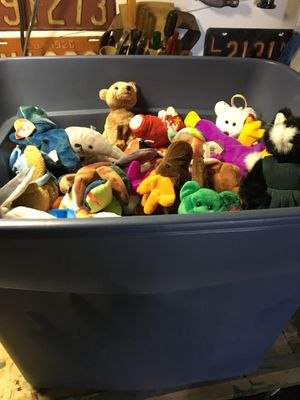 Beanie babies for Sale in Spring Lake, NJ
