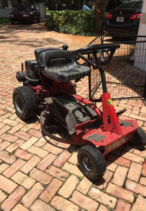 Ride along Lawn Mower for Sale in Pinecrest, FL