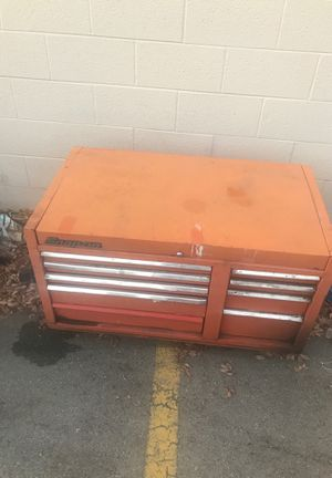 Snap on tool box very good just faded .. for Sale in West Valley City, UT
