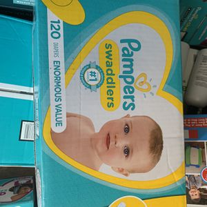 Pampers Swaddlers for Sale in Whittier, CA