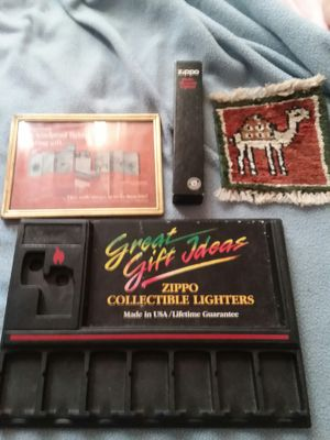 Zippo lighters and advertising for Sale in Schnecksville, PA