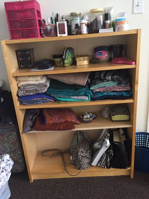 Sturdy wood shelf for Sale in El Paso, TX