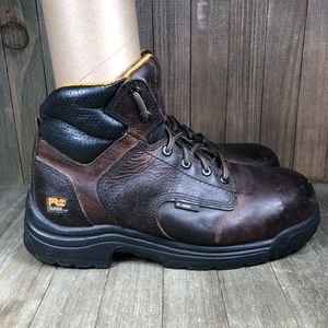 Timberland Pro Series Steel Toe Work Boots Mens Size 9.5 for Sale in Orlando, FL
