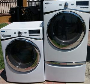 Washer and steam gas dryer for Sale in Baldwin Park, CA