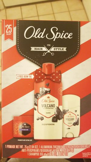Old spice valcano for Sale in ELEVEN MILE, AZ