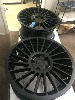 TSW turbina rims (Matte Black) for Sale in Chula Vista, CA