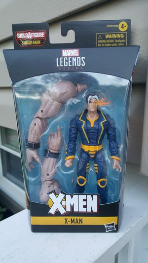 Marvel Legends X-Man collectible action figure for Sale in Hanover Park, IL