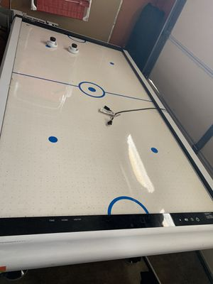 Air hockey table! for Sale in Los Angeles, CA