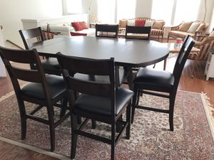 Dining Room and Chairs for Sale in Ashburn, VA