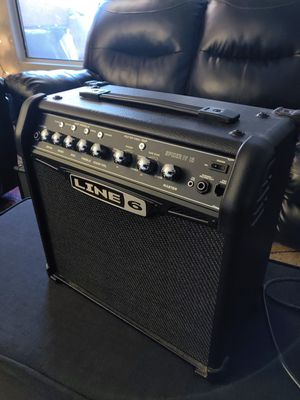 Line 6 Spider IV Guitar Amplifier - 15 watt for Sale in Tempe, AZ