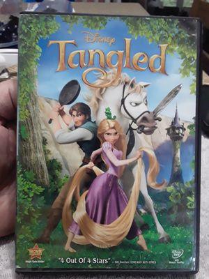 Tangled (DVD, 2011) Disney for Sale in Tamarac, FL