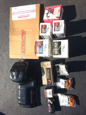 Assortment of 1990' - '94 Jeep Wrangler / Cherokee spare parts, new with boxes for Sale in Blacklick, OH