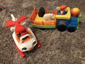 Fisher price little people toys for Sale in Peoria, AZ