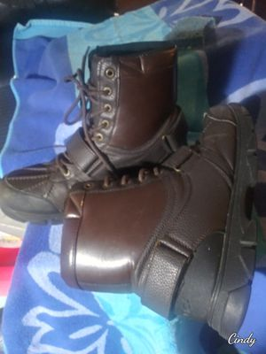 Nautica leather Boots sz10 for Sale in Columbus, OH