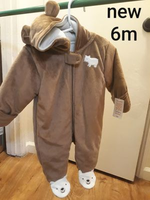New with tag, baby warm onesie for Sale in Santa Clara, CA