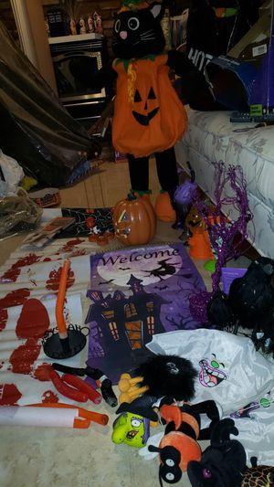 Indoor Halloween Decor for Sale in Palmdale, CA