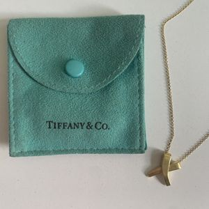 Tiffany's Paloma Pandent 18K Gold Necklace for Sale in Miami, FL