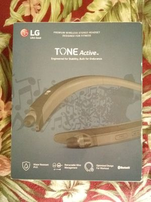 LG Tone Active Hbs -a80 for Sale in Winter Haven, FL