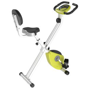 Foldable Upright Bike with LCD Screen for Sale in Posen, IL