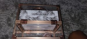 Impressions vanity makeup case for Sale in Roselle, NJ