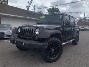 2013 Jeep Wrangler for Sale in Trenton, NJ