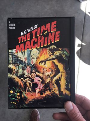 The Time Machine DVD for Sale in Livermore, CA