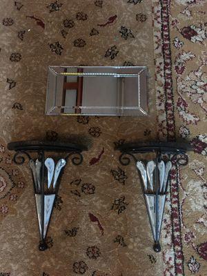 Mirror decor set for Sale in Ontarioville, IL