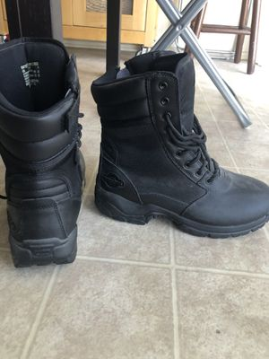 Interceptor Tactical Work Boots for Sale in Long Beach, CA