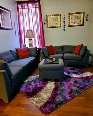 High end 6 piece modular sofa for Sale in St. Louis, MO