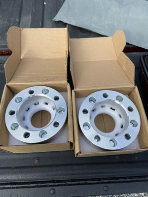 Dodge Ram 1500 Wheel Spacers (5x5.5) for Sale in Horner, WV