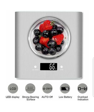 Digital Kitchen Food Scale for Sale in Ashland, WI