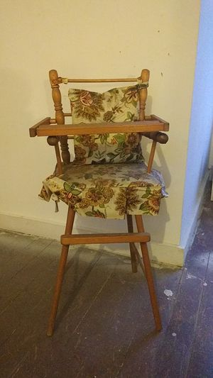 Antique doll highchair for Sale in Columbus, OH
