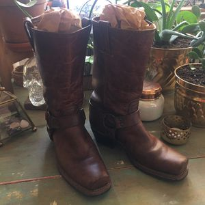Frye Leather Boots for Sale in Chelan, WA