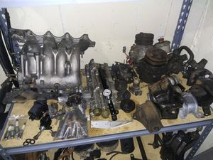 I have a whole ac system for ek and many more parts for Sale in East Haven, CT