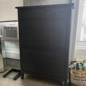 Ikea HEMNES Shoe Cabinet for Sale in Jersey City, NJ