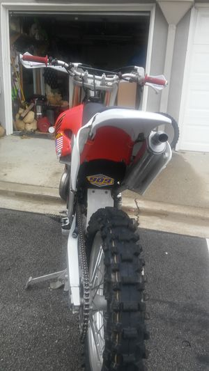 FIRE BREATHING CR500AF trade for Sale in US