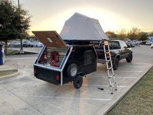 Camping trailer custom for Sale in Austin, TX