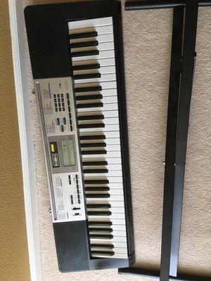 Casio LK-175 keyboard for Sale in Orinda, CA