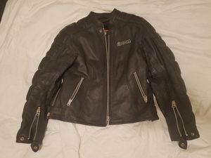 Women's Leather Icon Motorcycle Jacket for Sale in Grove City, OH