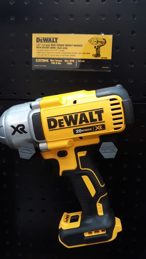 1/2 IN Dewalt impact wrench (tool only) for Sale in Pompano Beach, FL