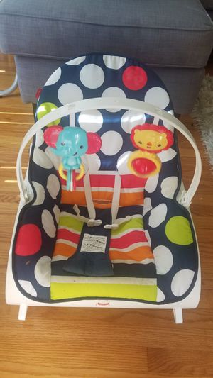 Fisher Price Baby Infant to Toddler Rocking Chair for Sale in Evergreen Park, IL