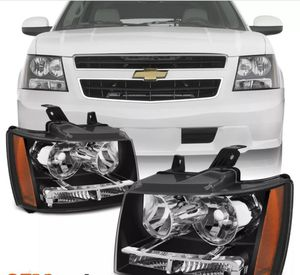 Chevy Tahoe 07-14 new headlights for Sale in Fresno, CA