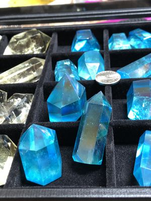 Quartz crystal points for Sale in Mesa, AZ