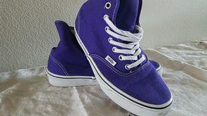 VANS-(Purple)Classic High Top for Sale in Santa Clarita, CA