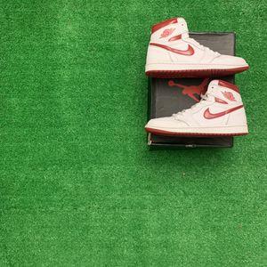 Jordan 1 retro metallic red size 10.5 for Sale in Hialeah, FL