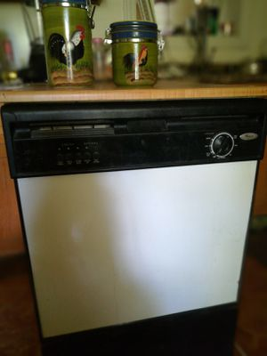 Whirlpool portable dishwasher for Sale in White Hall, AR