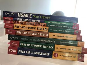 USMLE books for Sale in New York, NY