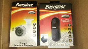 Energizer Smart Doorbell Video camera for Sale in Clinton Township, MI