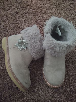 Girls boots toddler size 8 for Sale in Covina, CA