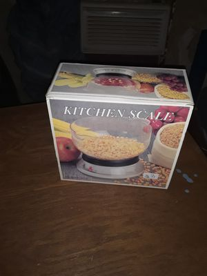 Kitchen scale for Sale in New Iberia, LA